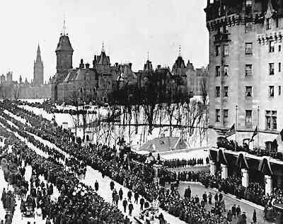 Laurier Funeral